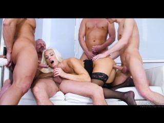 Blanche bradburry [anal, blowjob, cum on pussy, cum on tits, deep throat, dp, gangbang]