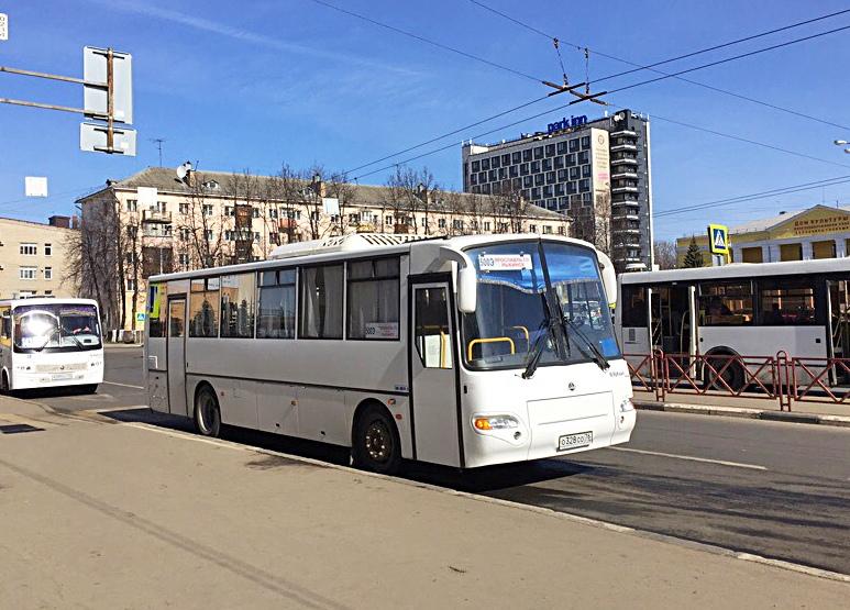 Автобус междугородний №500э
