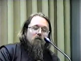 Лекция диакона Андрея Кураева о православии и протестантизме