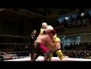 Daisuke Sekimoto, Hideki Suzuki, Yoshihisa Uto, Kazumi Kikuta vs. Ryota Hama, Hideyoshi Kamitani, Takuya Nomura, Ryuichi Kawakam