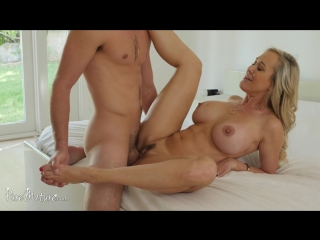 brandi love (sexy stepmother plays muse / ) [all sex, milf, blonde, blowjob, cowgirl, doggystyle, big