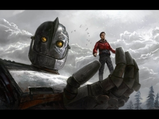 Стальной гигант (1999) iron giant, the (популярные фильмы на kinoru)