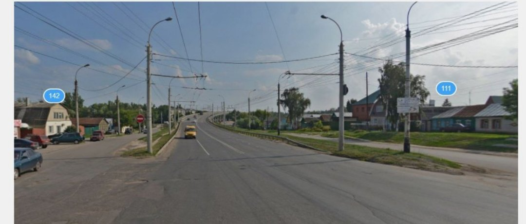 На одном из перекрестков в Тамбове запретят поворот налево