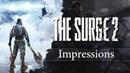 J'ai pu jouer à The Surge 2 et c'était très bien.