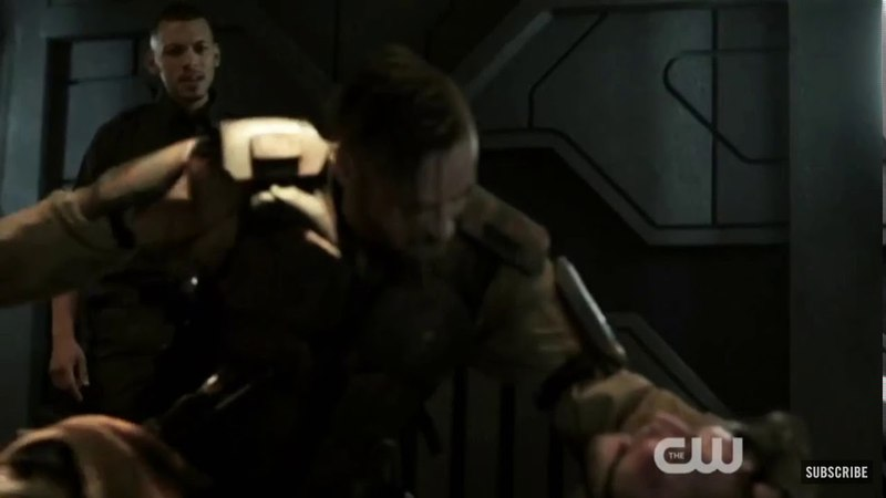 The 100 5x05 Raven and Murphy are Tortured by MCreary Sneak Peek