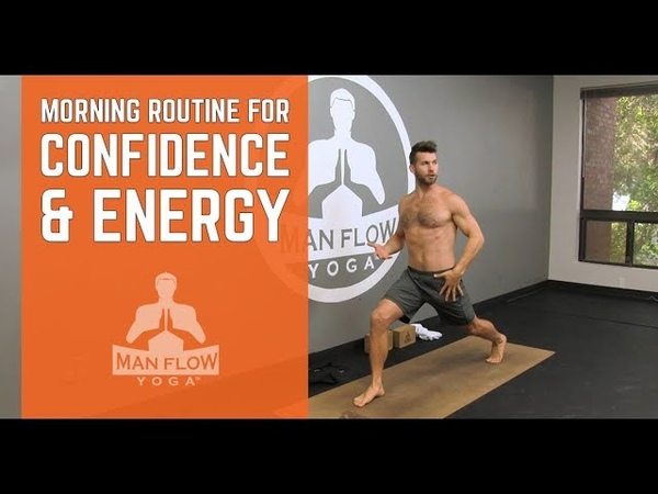 Morning Yoga for Confidence Energy (Strength, Posture, and Mobility)