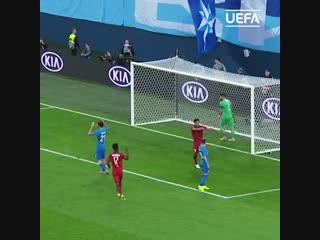 Лига Европы: Зенит - Бордо