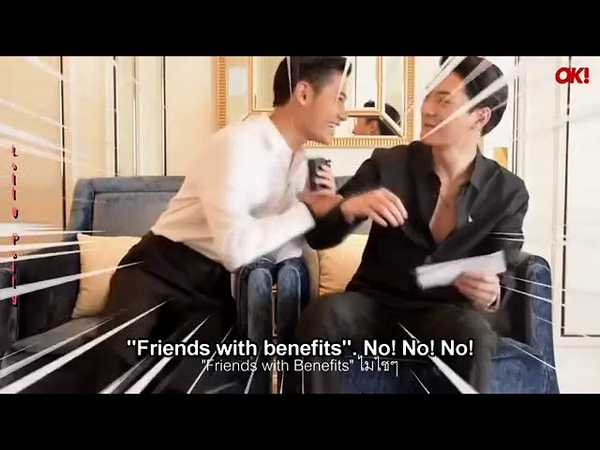 Friends with Benefits 🤣 what do you mean by that p sing huh. Something I need to think more