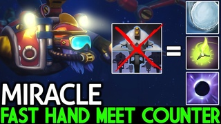 Miracle- [Tinker] Pro Player Fast Hand Meet Hard Counter  Dota 2