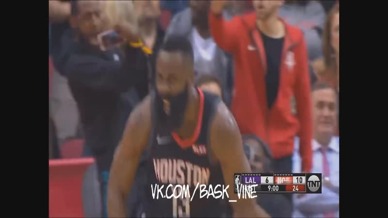 James Harden DESTROYS JaVale MacGe and 3 1 POINTER