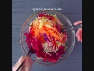 zerofat - салат для очисти организма