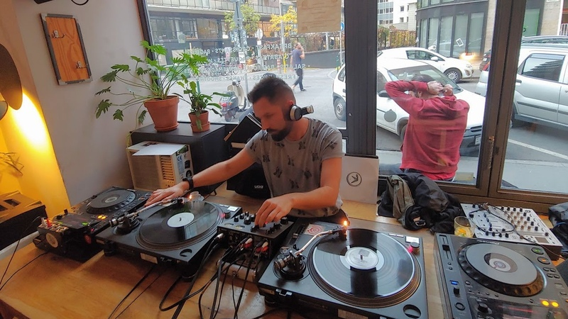 Jaffa Surfa @ RTS.FM Budapest 03.11.2018