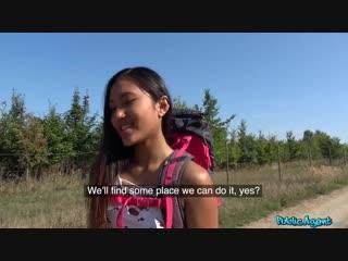 азиатка бдсм на вебку группавуха оргия свингеры свинг сексвайф porn gloryhоle creampie хентай - May Thai - Roadside fuck with sw
