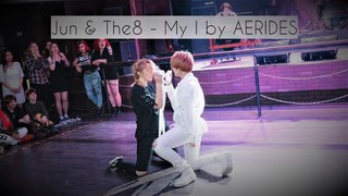 [Perfomance] SVT Jun & The8 - My I cover dance by AERIDES