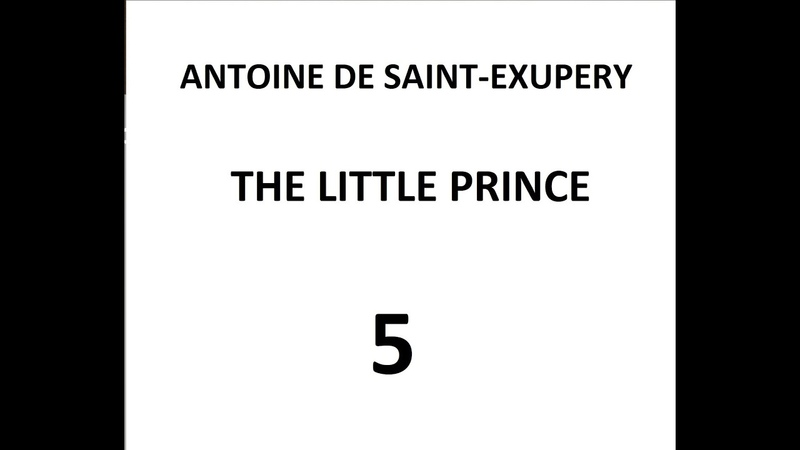 The Little Prince Chapter 2 Paragraph 2