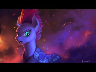 MLP:THE MOVIE [FULL PMV] Tempest💥💔Shadow - Tribute 2 - I Want You Here