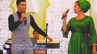 Bahar Hojaýewa ft Yhlas Hojagulyýew - Şazadam Türkmen Toý 2018
