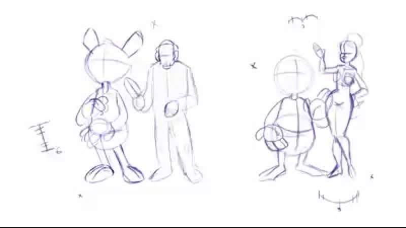 Waldos Dream animation by Jose Moren