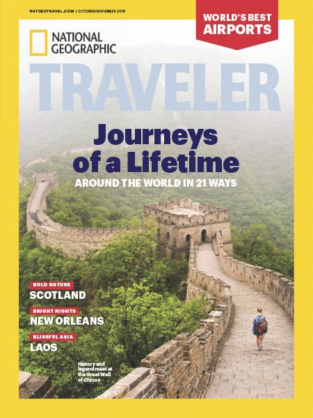 National Geographic Traveler USA 2018 10 11