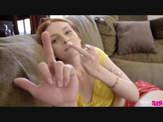 Maya kendrick / redhead step sister / brattysis big ass taboo porn hd