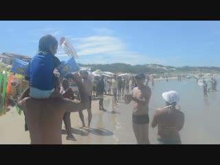Когда находят детей на пляжах Бразилии