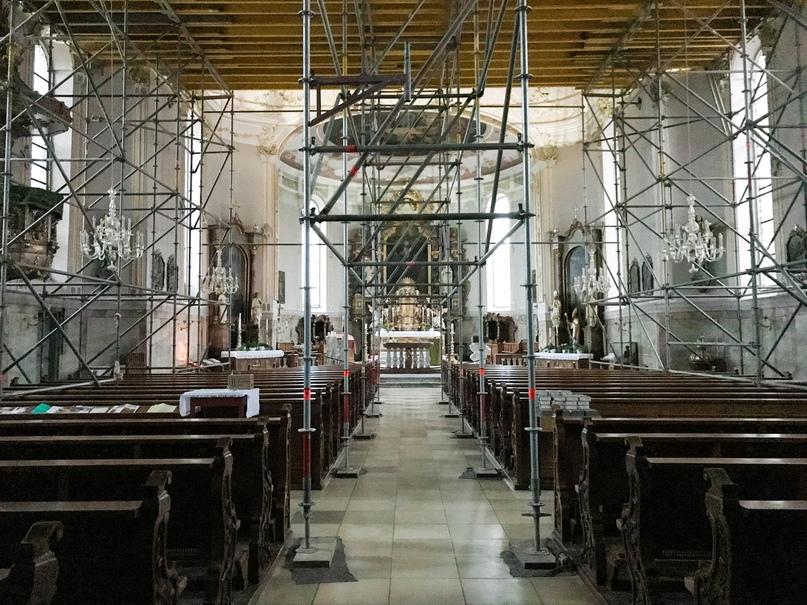 Католическая церковь святого Галла
