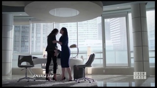 [3X11] Samantha Arias (Reign) and Ruby Arias scenes Pt 2 - Supergil