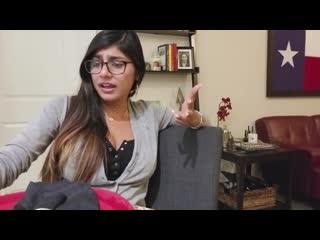 Mia Khalifa - arab brunette porno star арабская порно актриса - Mia Khalifas Bad Takes Atlanta