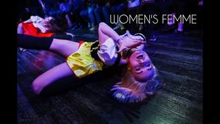 SUPERMODEL VOGUE BALL 2018 | WOMEN'S FEMME