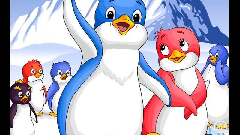 Приключения пингвиненка Лоло. Фильм первый ♥ Мультики все серии сезоны для детей мультсериалы