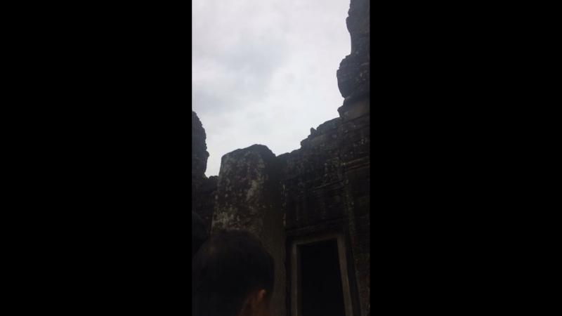 Bayon temple or big temple