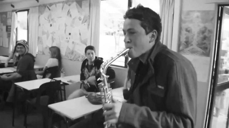 Careless Whisper Prank - Cashmere High 2012