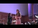 Даргомыжский Песня Наташи из оп Русалка исп Караханова Эльмира