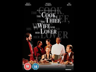 """(18+) """"The Cook the Thief His Wife and Her Lover"""""""
