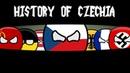 COUNTRYBALLS History of Czech Republic Historie České Republiky