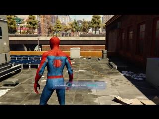 Дмитрий Бэйл Прохождение Spider-Man PS4 2018  Часть 1: НОВЫЙ ЧЕЛОВЕК-ПАУК!