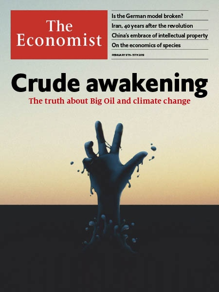 The Economist USA 02.9.2019