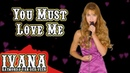 You Must Love Me – Madonna / Evita (Official Music Video Cover by Ivana) 4k
