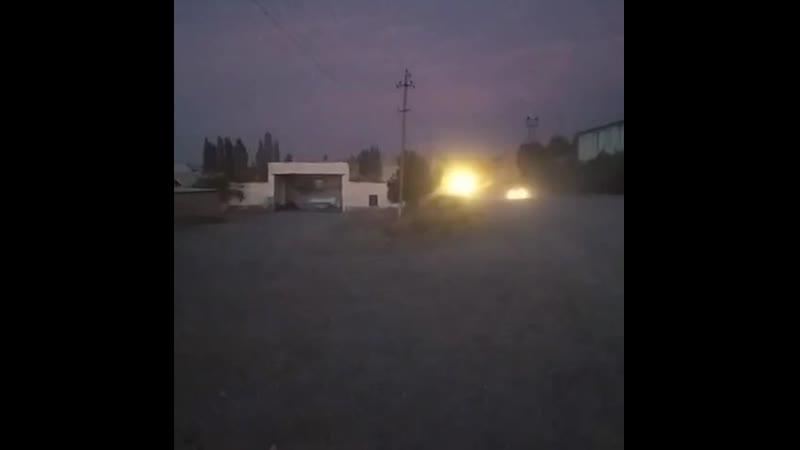 ВС Таджикистана обстреляли из минометов киргизских солдат на границе, после чего последовала перестрелка. (4(