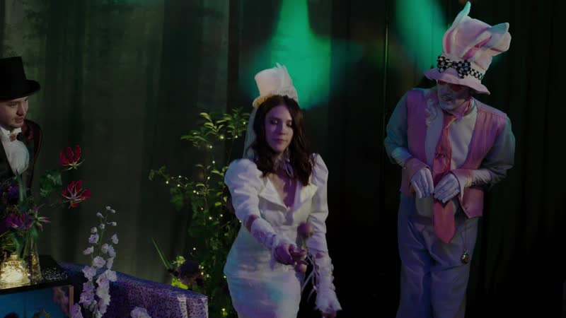 Тизер к свадьбе Алиса в стране чудес