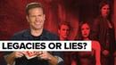 Каст сериала Наследия: Дневники Вампира: правда или ложь