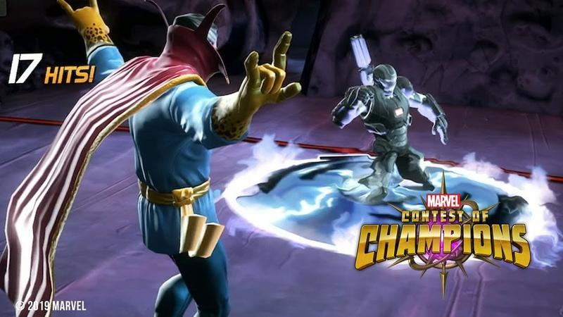 Marvel Contest of Champions Summoner Showdown Best of Week 8