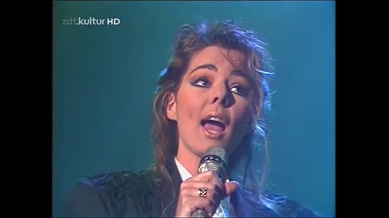 Sandra - We'll Be Together (ZDF Hitparade. 22.03.1989) Germany