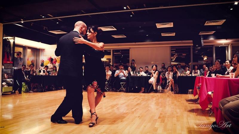 Cristina Pagliarello Andrew Prokopov, HK Tango Xtreme Championship - Salon (Open) Champion