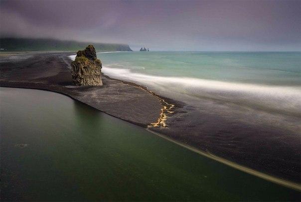 Черные пески Исландии, изображение №4