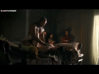 Jessica grace smith, lesley-ann brandt nude spartacus gods of the arena (2011) s1e3 hd 720p watch online