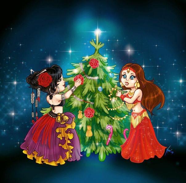 преимуществом танцующие новогодние поздравления сделать красивыми свои