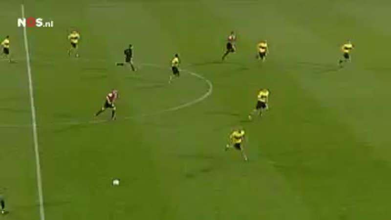 Copa da UEFA 0102 - Feyenoord 3x2 Dortmund