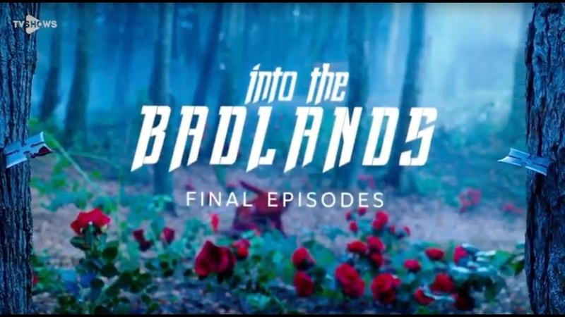 Into The Badlands | В пустыне смерти тизер продолжения 3 сезона 2019 крутого сериала