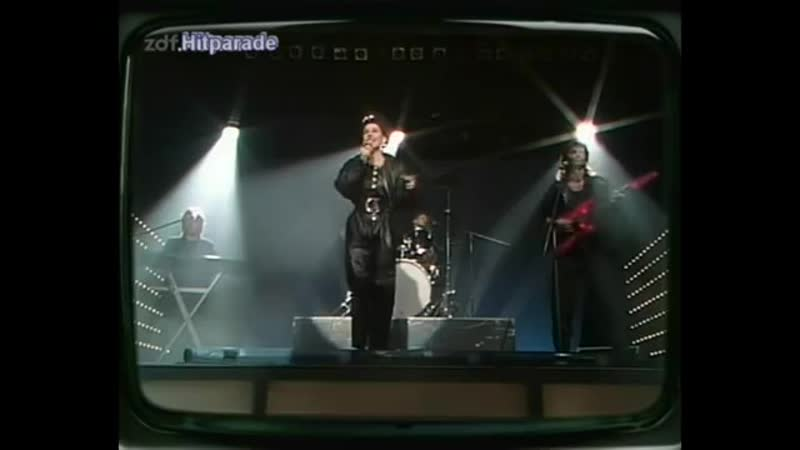 C.C.Catch - Nothing But A Heartache - - ZDF-Hitparade 1989 - Dieter Bohlen